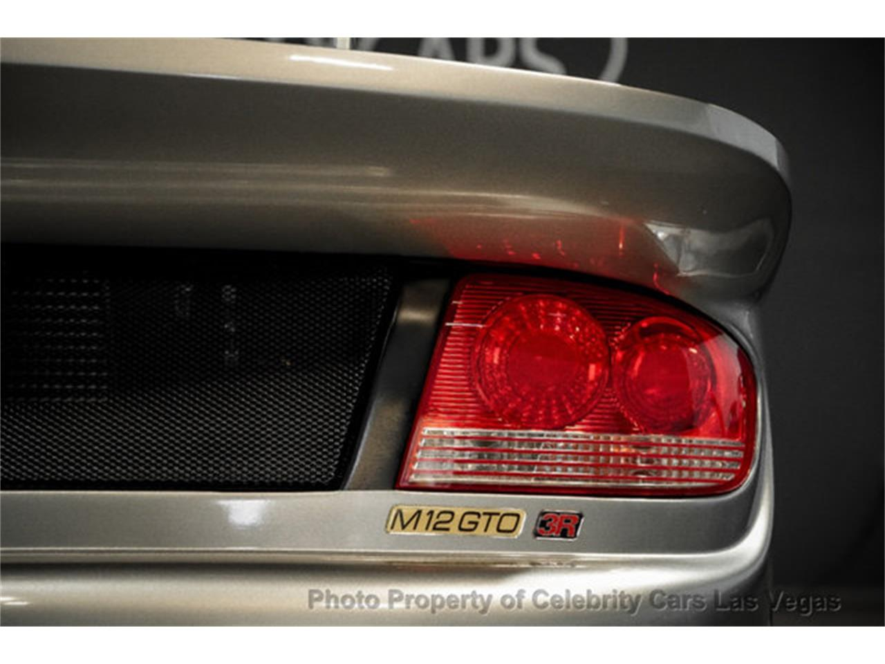 Large Picture of 2004 M12 GTO-3R located in Las Vegas Nevada Offered by Celebrity Cars Las Vegas - OY16