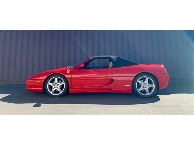 Picture of 1995 Ferrari F355 located in San Diego California Auction Vehicle Offered by  - OY1B
