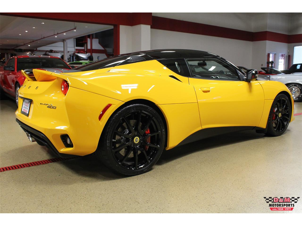 Large Picture of 2017 Evora - OY1K