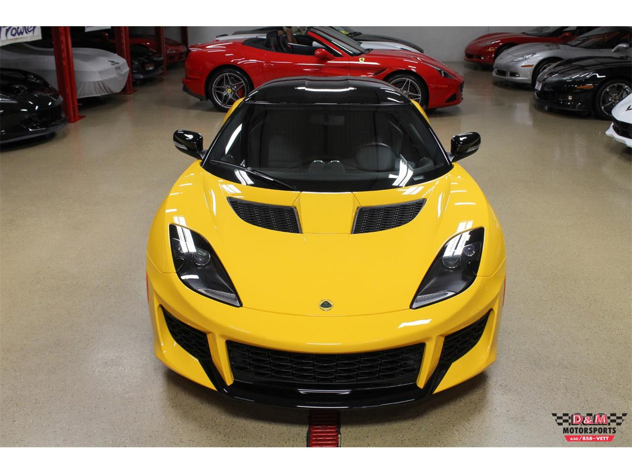 Large Picture of '17 Lotus Evora located in Illinois - OY1K