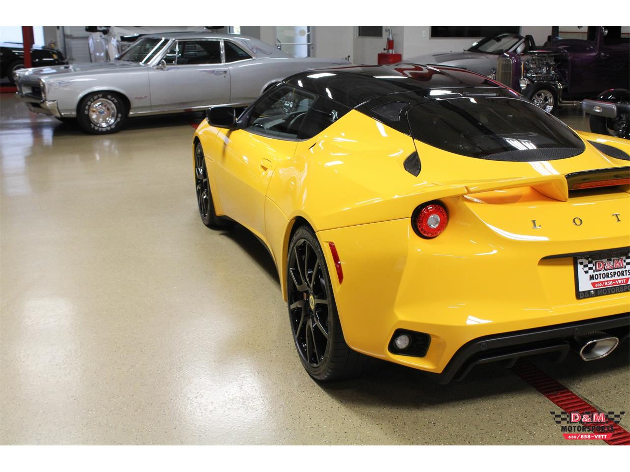 Large Picture of 2017 Lotus Evora located in Glen Ellyn Illinois Offered by D & M Motorsports - OY1K