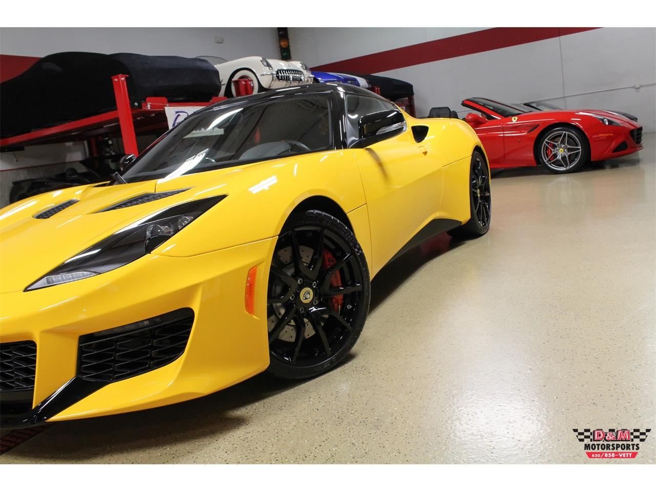 Large Picture of 2017 Lotus Evora - OY1K