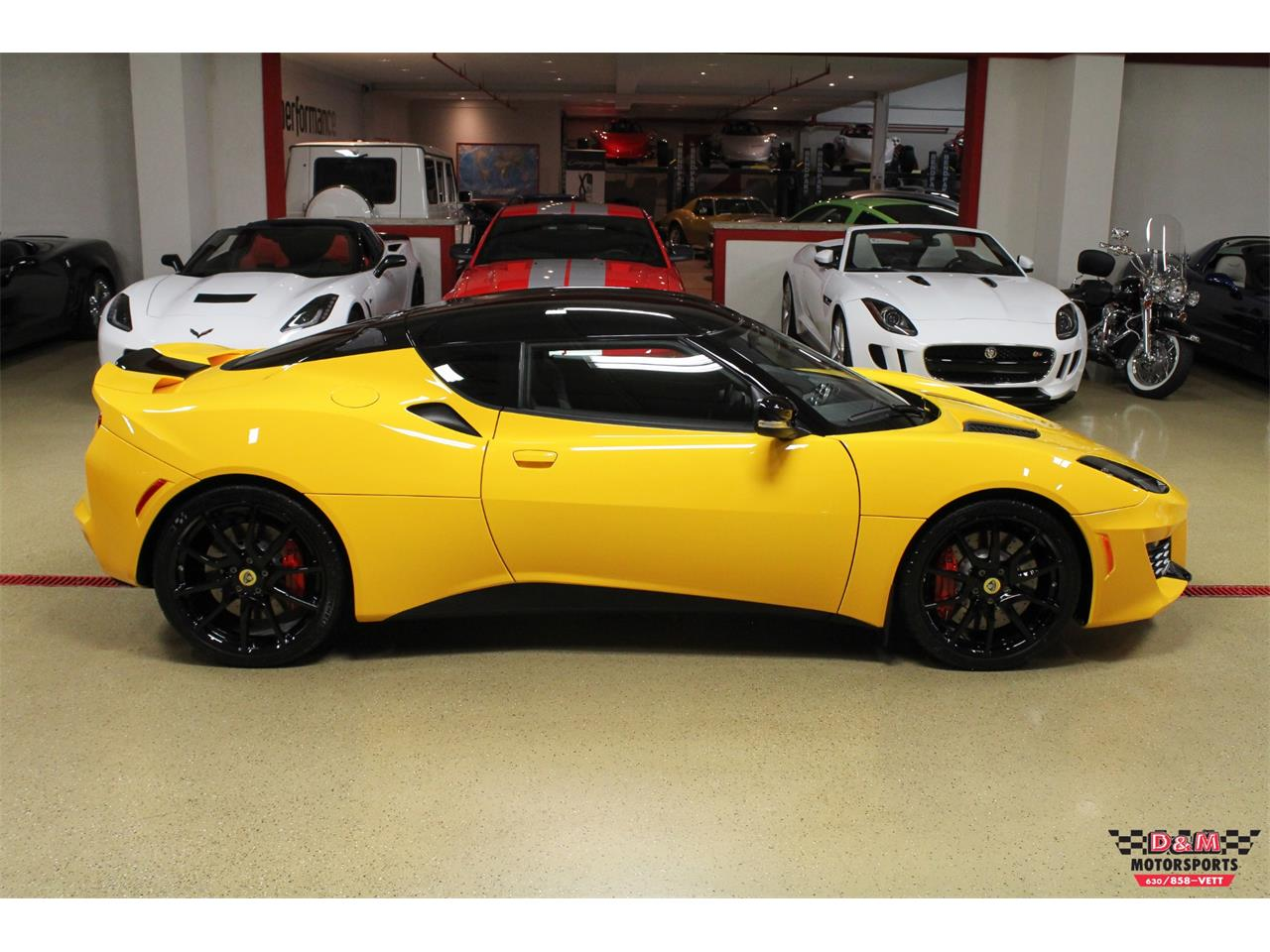 Large Picture of '17 Lotus Evora Offered by D & M Motorsports - OY1K