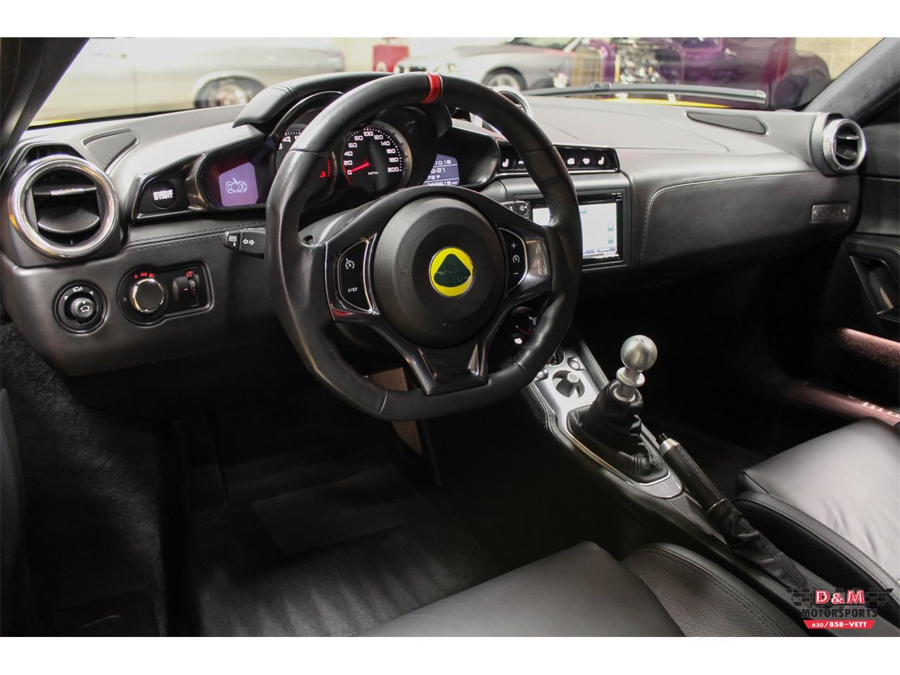 Large Picture of '17 Lotus Evora - $76,995.00 - OY1K