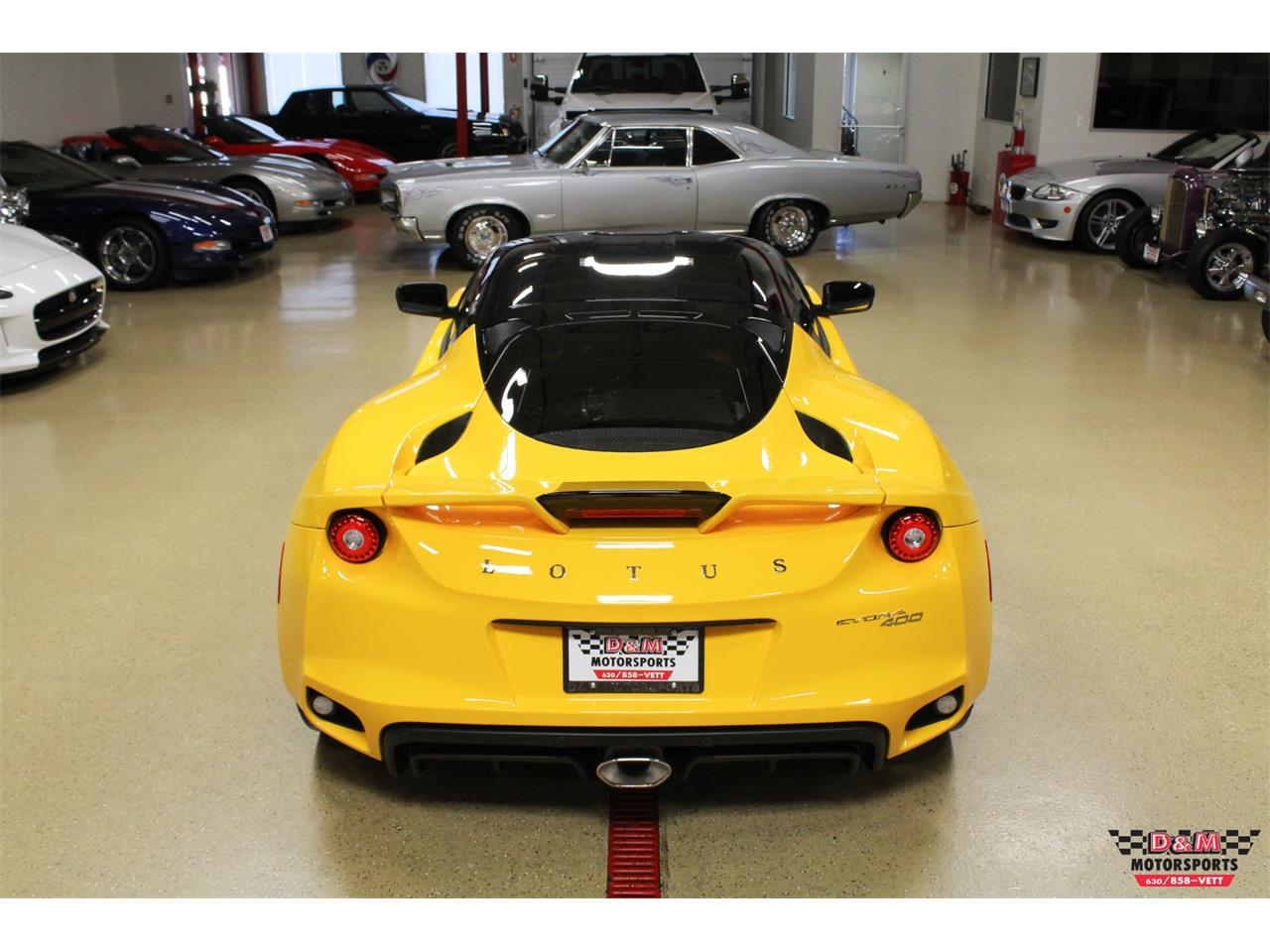 Large Picture of 2017 Lotus Evora located in Glen Ellyn Illinois - $76,995.00 Offered by D & M Motorsports - OY1K