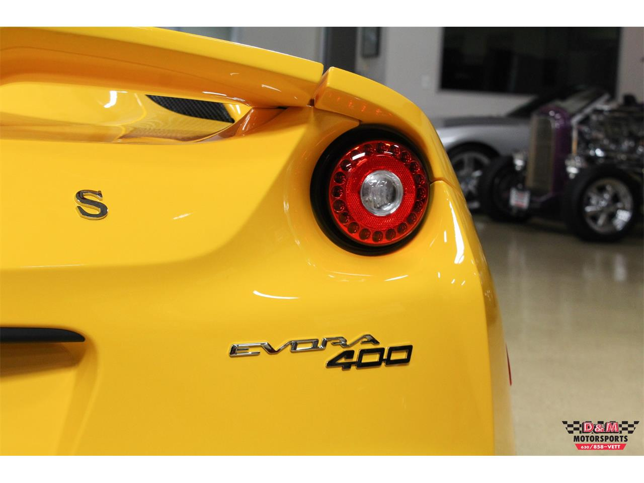 Large Picture of 2017 Evora - $76,995.00 - OY1K