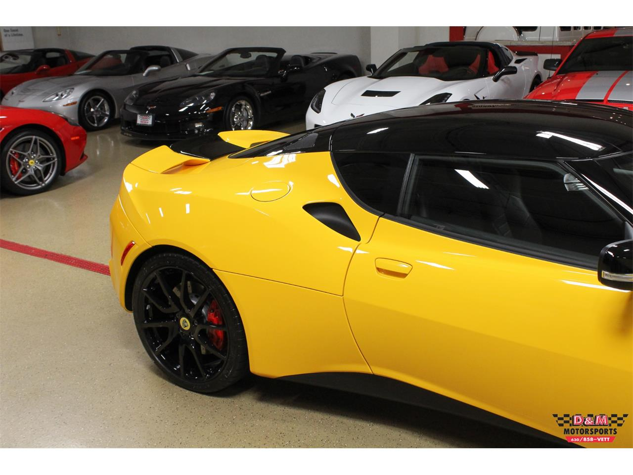 Large Picture of '17 Evora - $76,995.00 - OY1K
