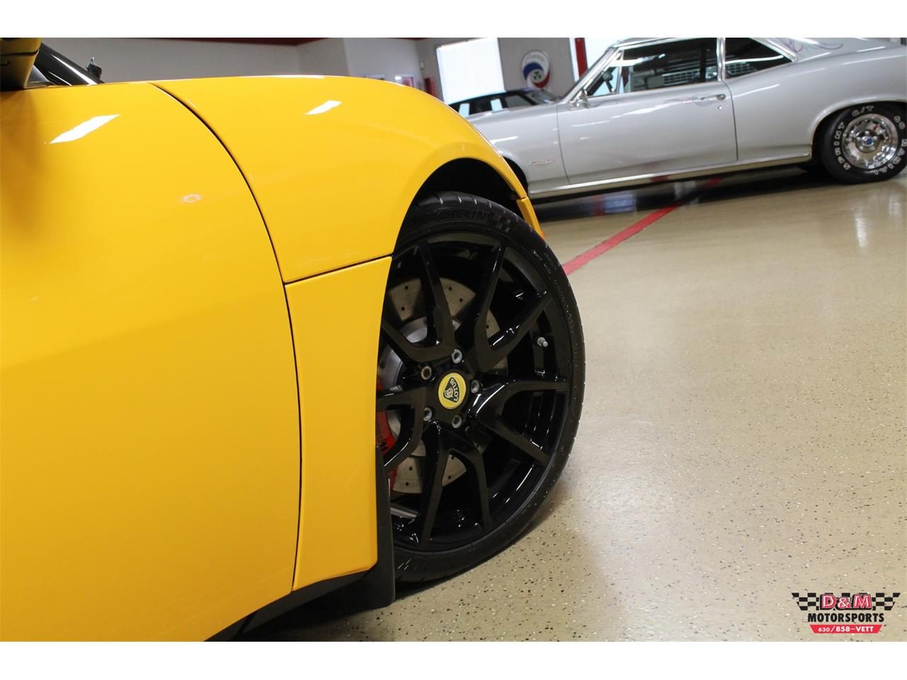Large Picture of '17 Lotus Evora located in Illinois Offered by D & M Motorsports - OY1K
