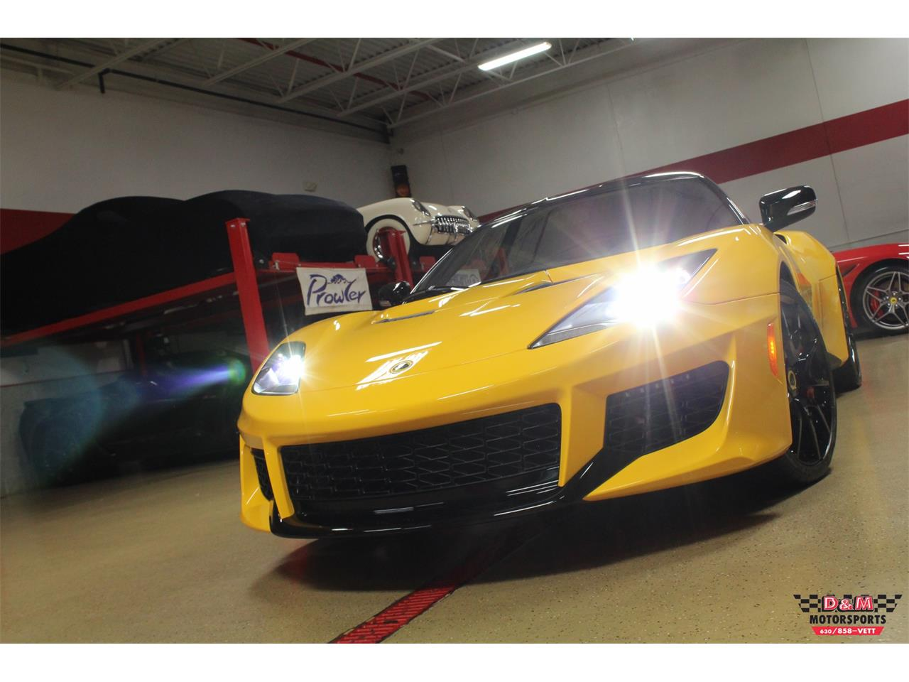 Large Picture of '17 Lotus Evora located in Glen Ellyn Illinois - $76,995.00 Offered by D & M Motorsports - OY1K