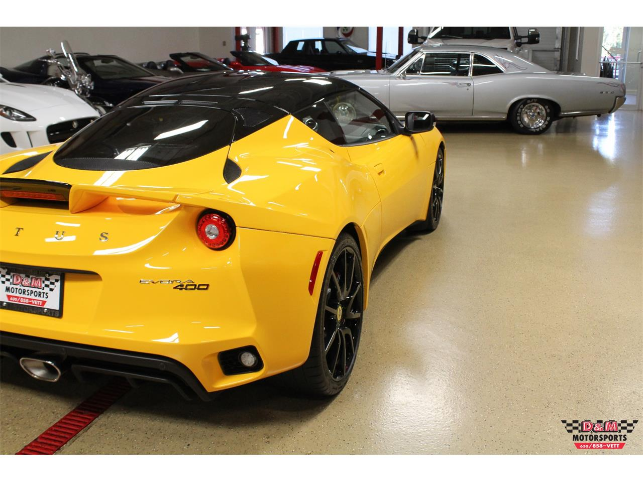 Large Picture of '17 Evora Offered by D & M Motorsports - OY1K