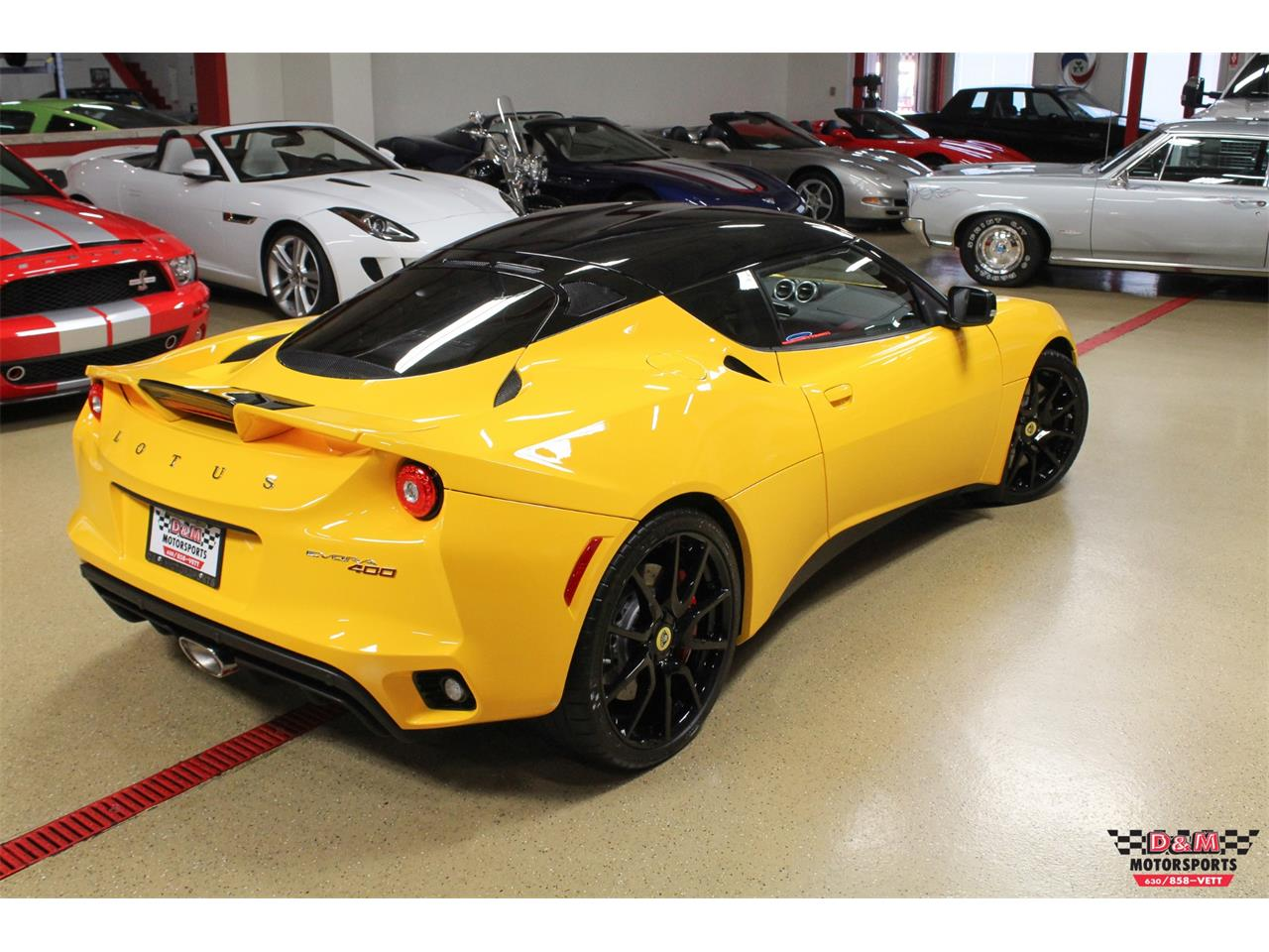 Large Picture of 2017 Evora Offered by D & M Motorsports - OY1K