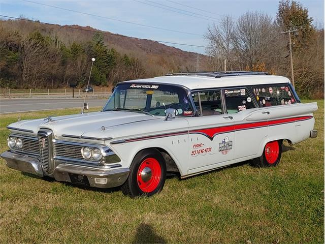 Picture of Classic 1959 Edsel Villager located in Cookeville Tennessee - OY1O