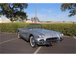 Picture of '60 Chevrolet Corvette located in Anaheim California - OY1S