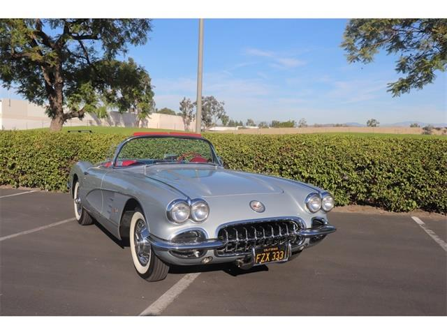 Picture of Classic 1960 Chevrolet Corvette located in California - $78,900.00 Offered by  - OY1S