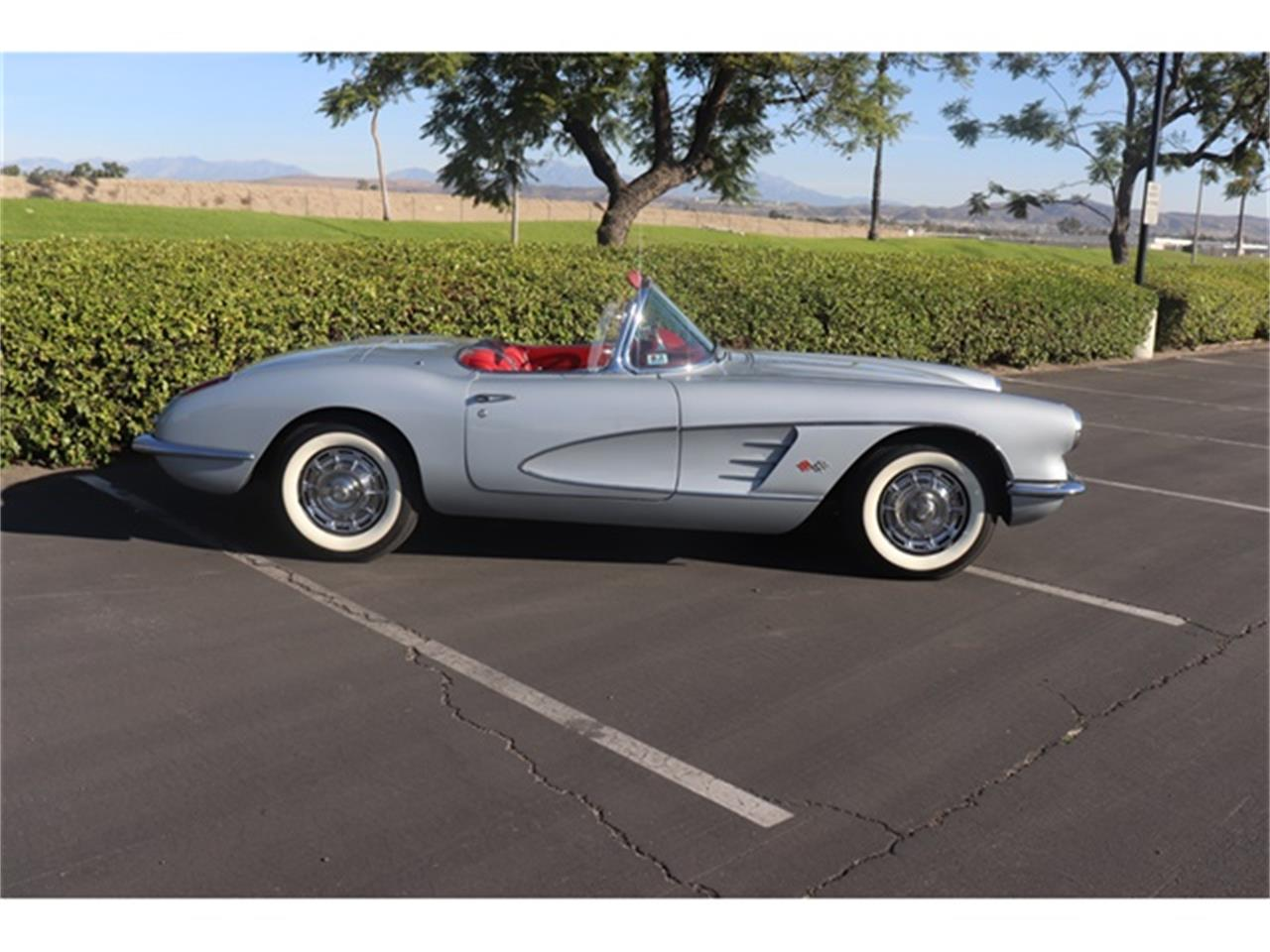 Large Picture of 1960 Corvette located in California - $78,900.00 Offered by West Coast Corvettes - OY1S