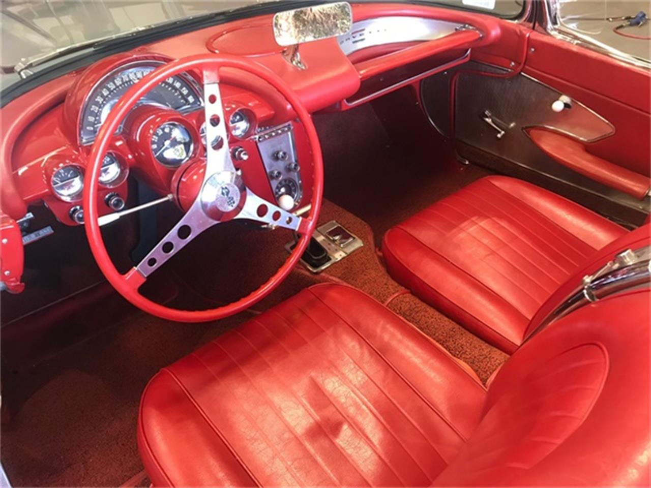 Large Picture of Classic 1960 Chevrolet Corvette located in California - $78,900.00 Offered by West Coast Corvettes - OY1S