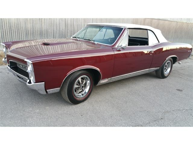 Picture of 1967 GTO located in Missouri - $85,000.00 - OY1X