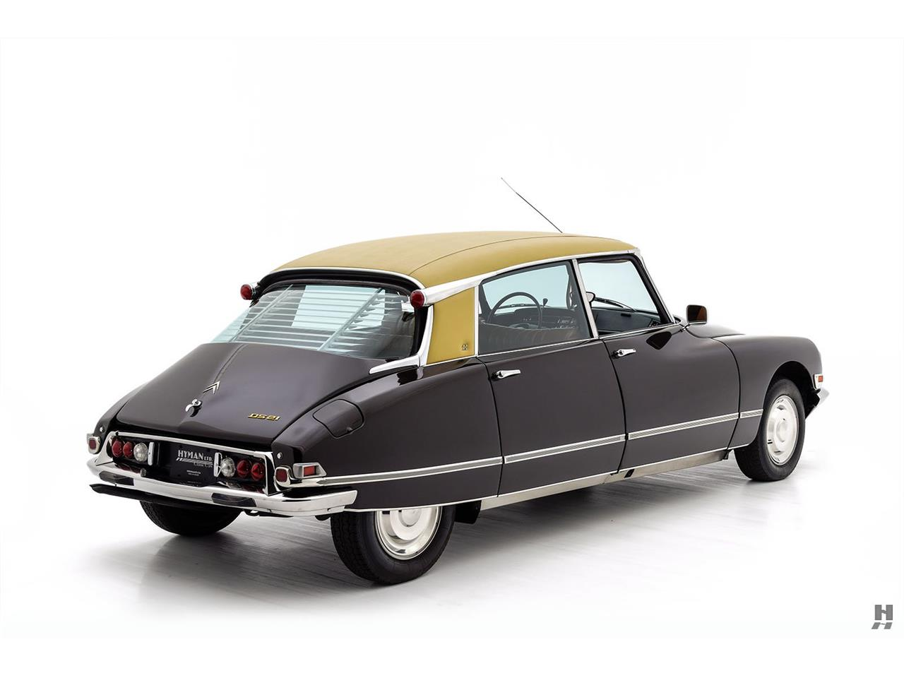 Large Picture of 1969 Citroen DS21 Pallas - $79,500.00 Offered by Hyman Ltd. Classic Cars - OVD1