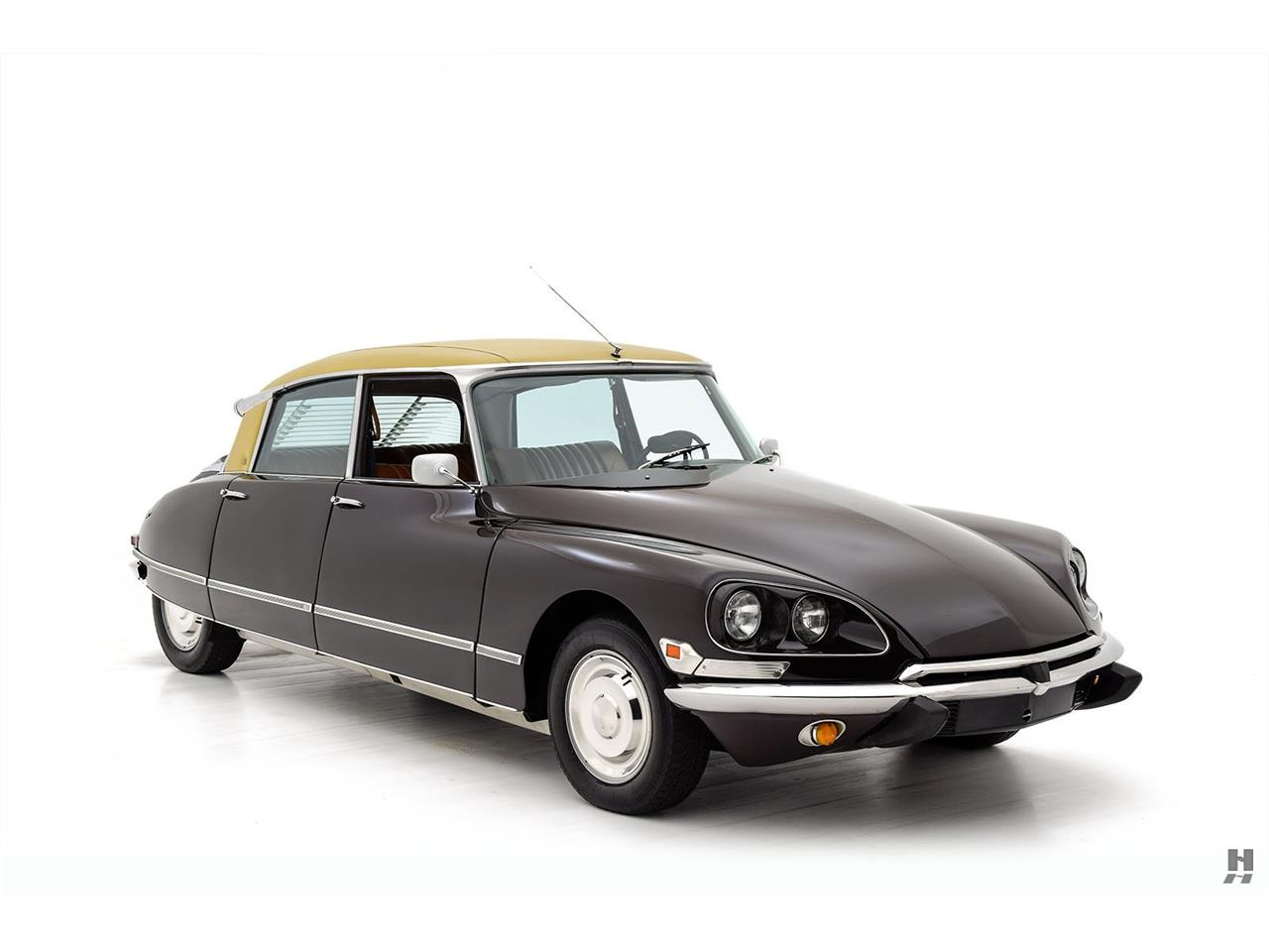 Large Picture of Classic 1969 Citroen DS21 Pallas located in Missouri - OVD1