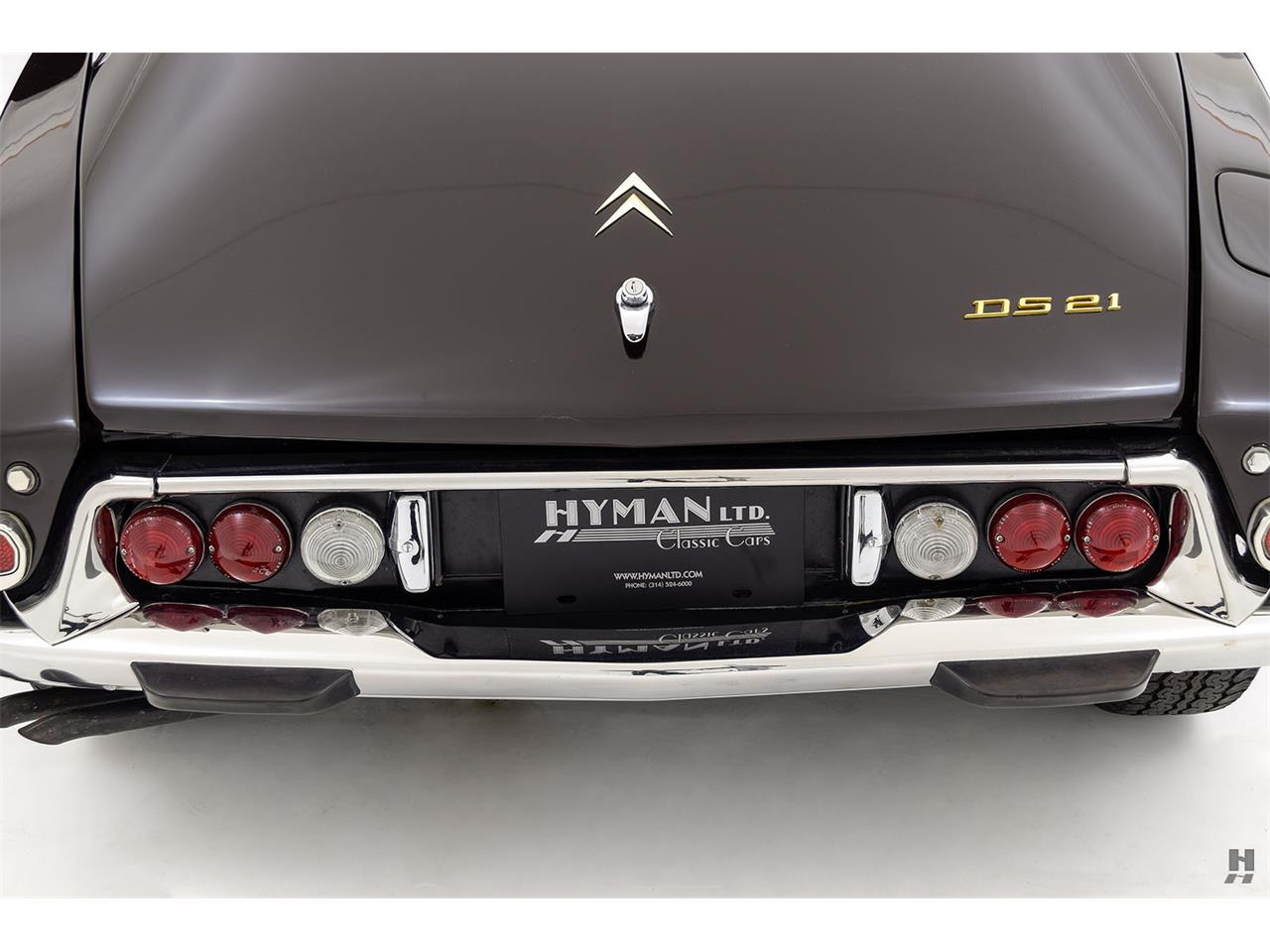 Large Picture of '69 DS21 Pallas - OVD1