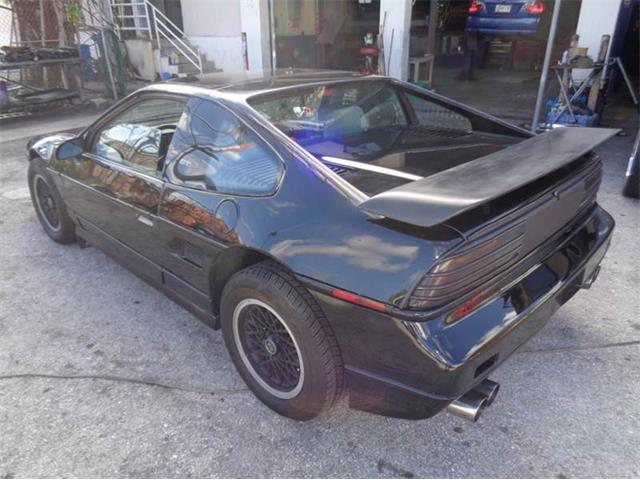 Picture of '86 Fiero - OY2Q