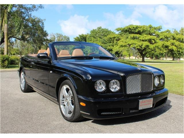 Picture of 2008 Bentley Azure located in North Miami  Florida Auction Vehicle - OY2Y