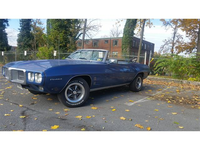 Picture of '69 Firebird located in Virginia - $19,900.00 Offered by a Private Seller - OY31