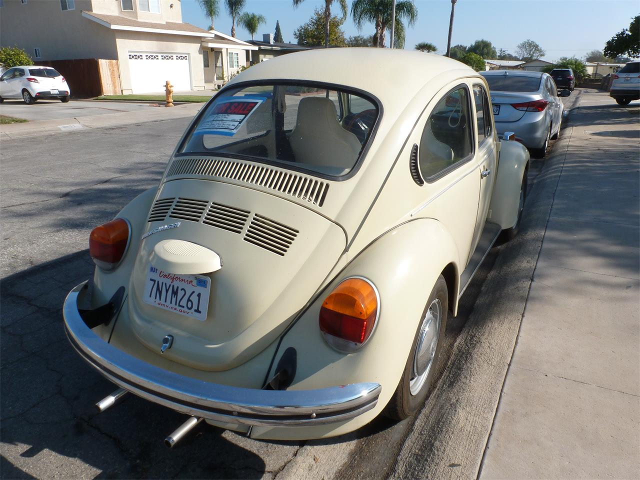 Large Picture of '74 Super Beetle - OVD4