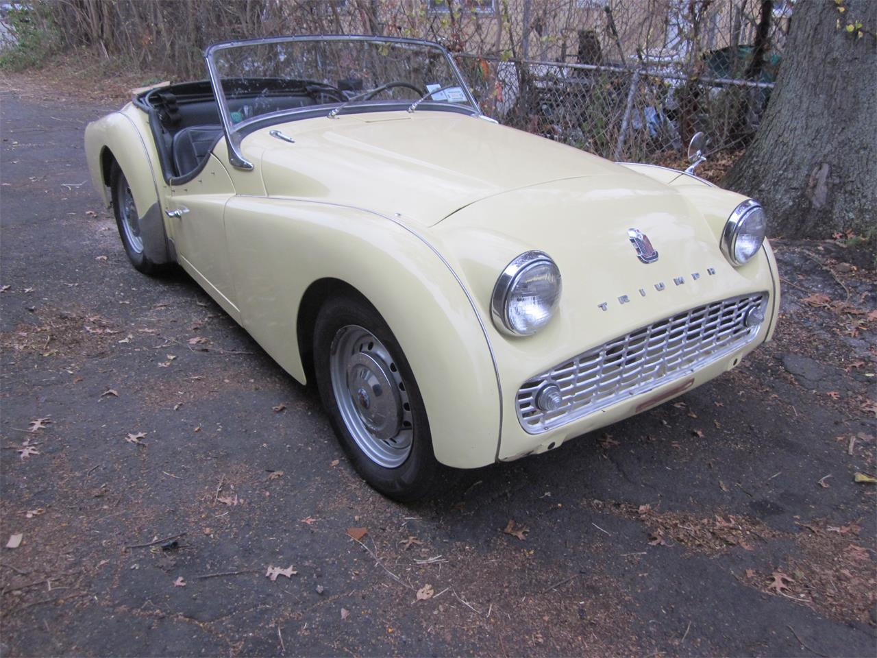 Large Picture of Classic 1959 TR3A - $33,500.00 - OY36