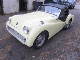 Picture of '59 Triumph TR3A - $33,500.00 Offered by The New England Classic Car Co. - OY36
