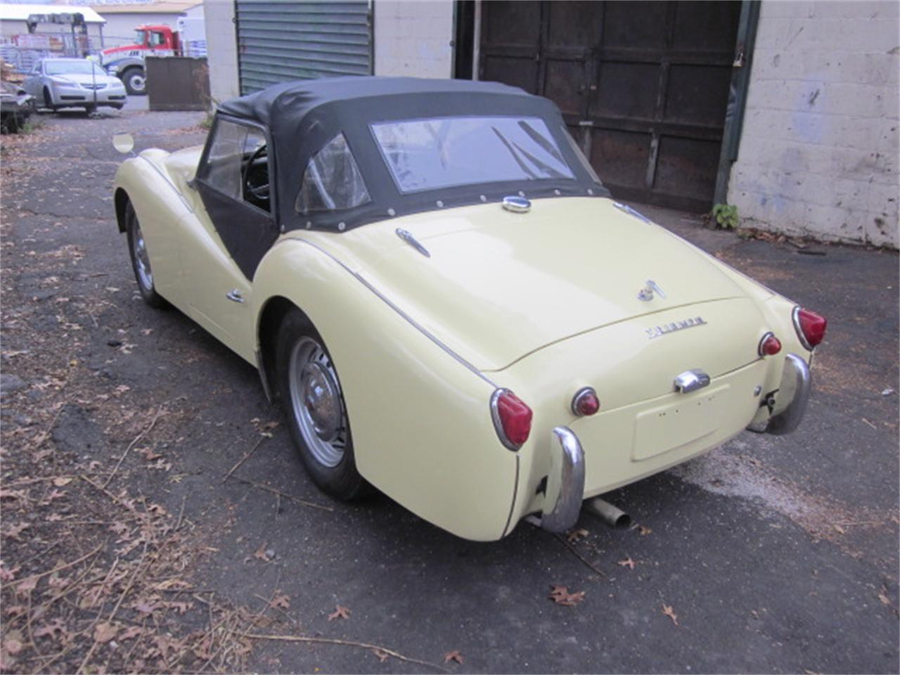 Large Picture of Classic '59 Triumph TR3A located in Connecticut - $33,500.00 - OY36