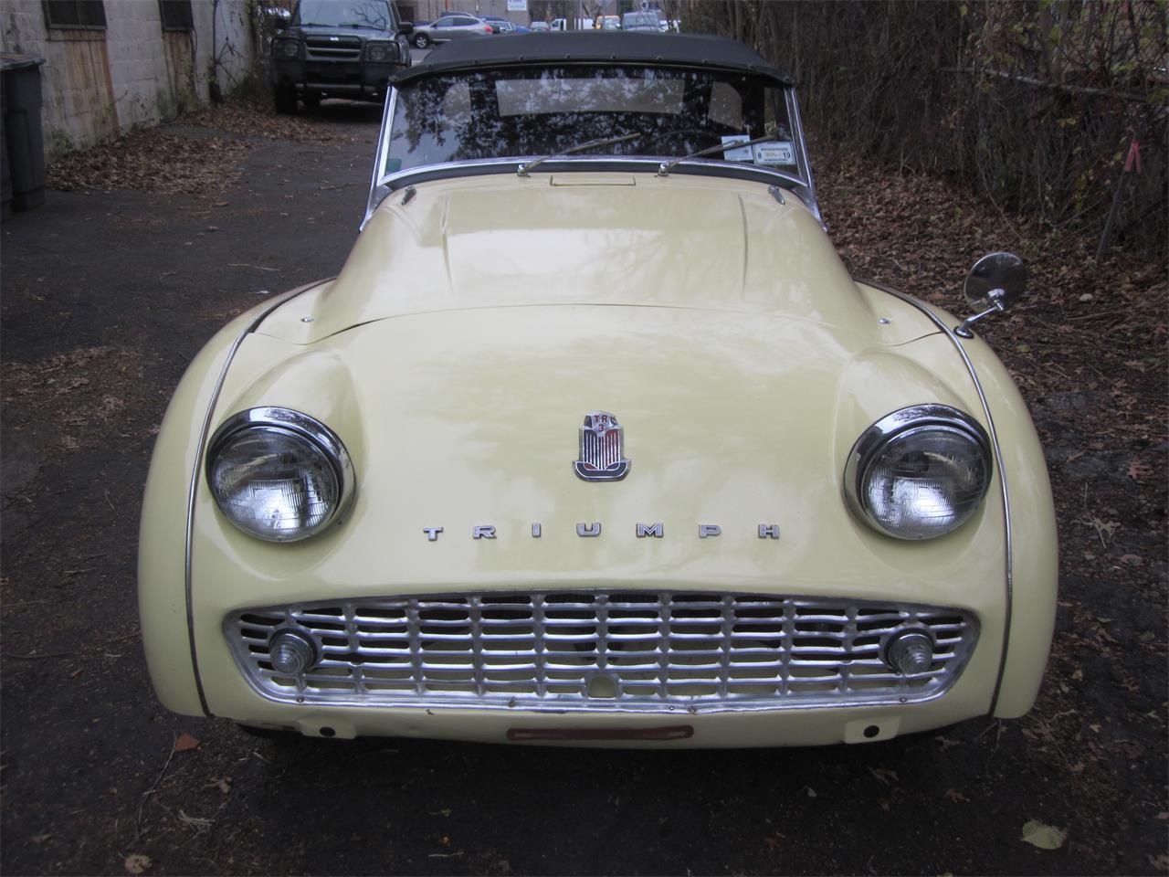 Large Picture of '59 Triumph TR3A located in Connecticut - OY36