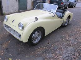 Picture of 1959 Triumph TR3A located in Connecticut Offered by The New England Classic Car Co. - OY36
