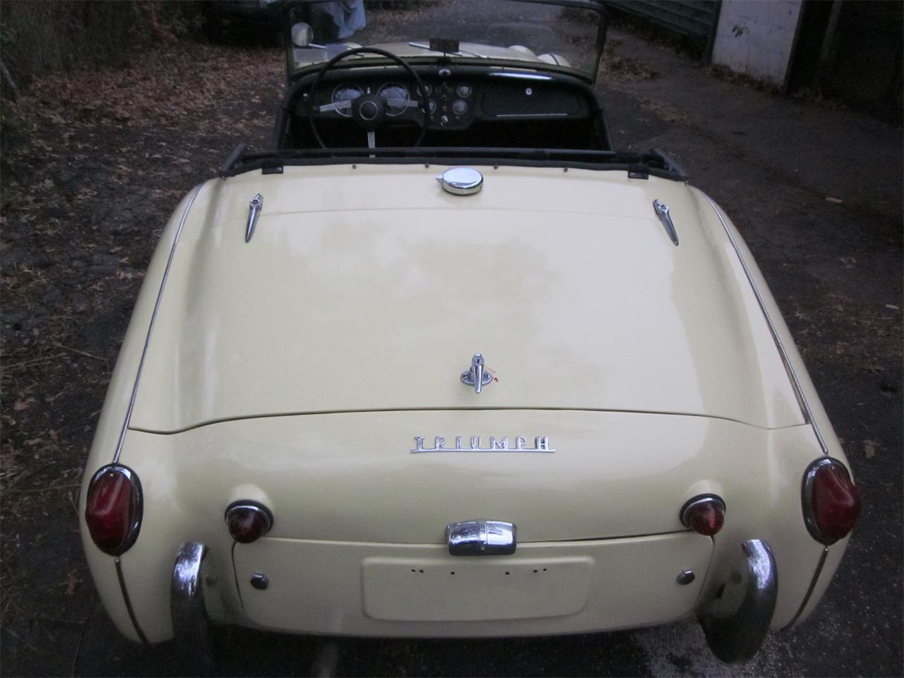 Large Picture of 1959 TR3A located in Connecticut - $33,500.00 Offered by The New England Classic Car Co. - OY36