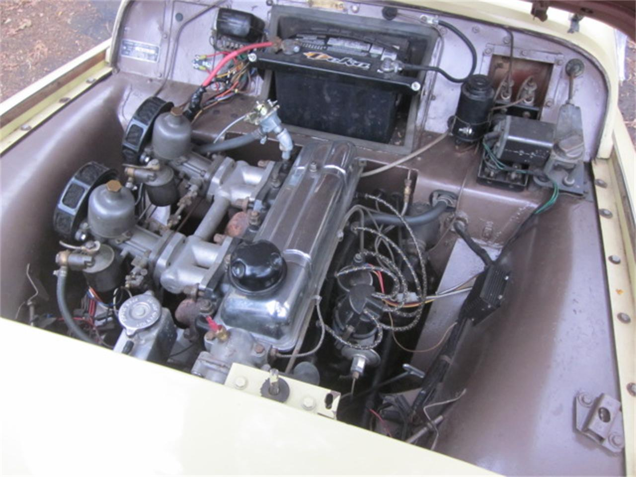 Large Picture of Classic 1959 Triumph TR3A - OY36