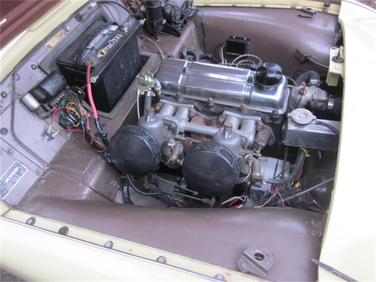 Large Picture of Classic 1959 TR3A located in Stratford Connecticut - $33,500.00 Offered by The New England Classic Car Co. - OY36