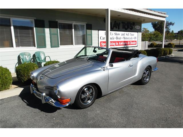 Picture of '71 Karmann Ghia - OY39