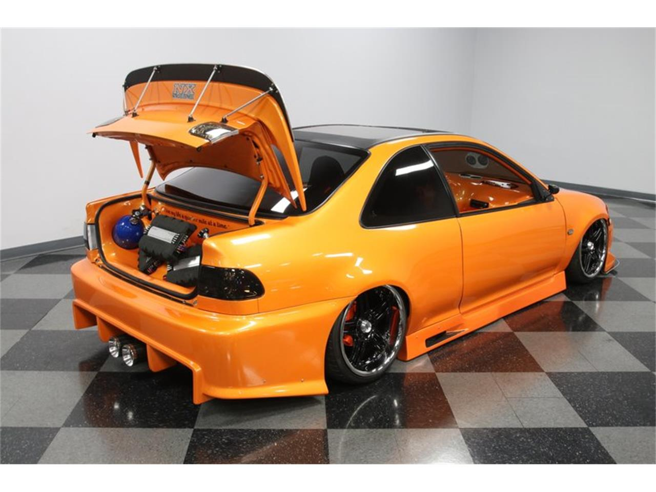 Large Picture of '95 Civic - OY3Z