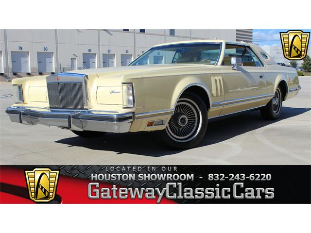Picture of '78 Lincoln - OY4V