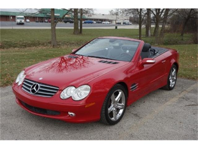 Picture of '06 SL500 - OY4Y