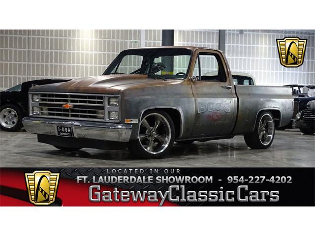 1987 Chevrolet Pickup