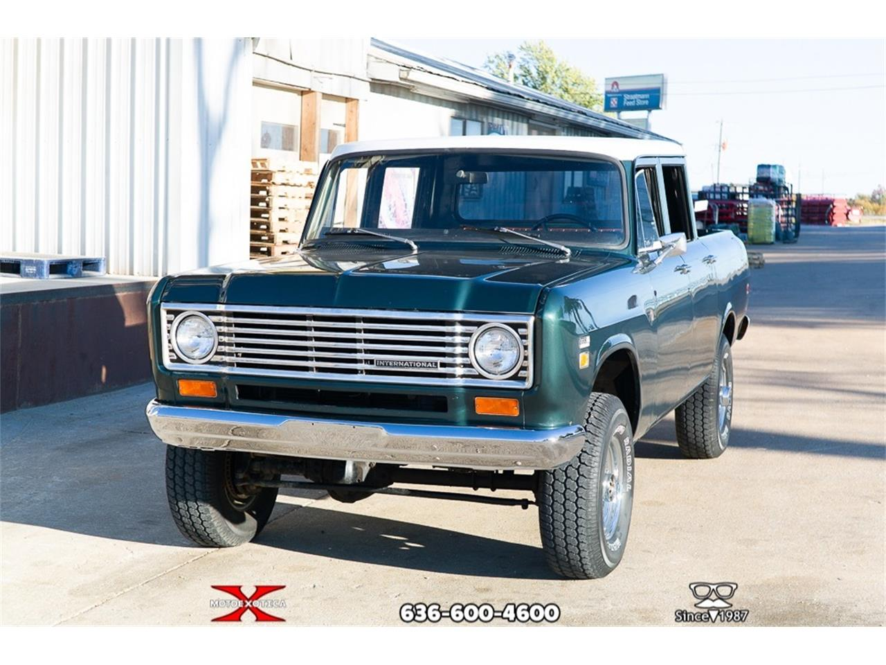 Large Picture of 1974 International Harvester Wagonmaster located in Missouri - $39,900.00 - OY5H
