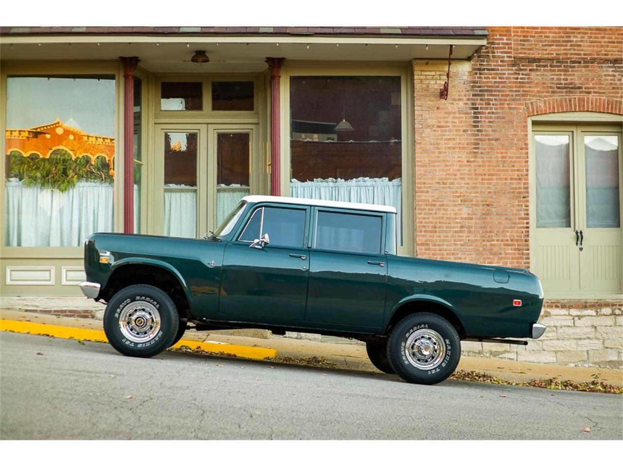 Large Picture of 1974 International Harvester Wagonmaster located in St. Louis Missouri Offered by MotoeXotica Classic Cars - OY5H