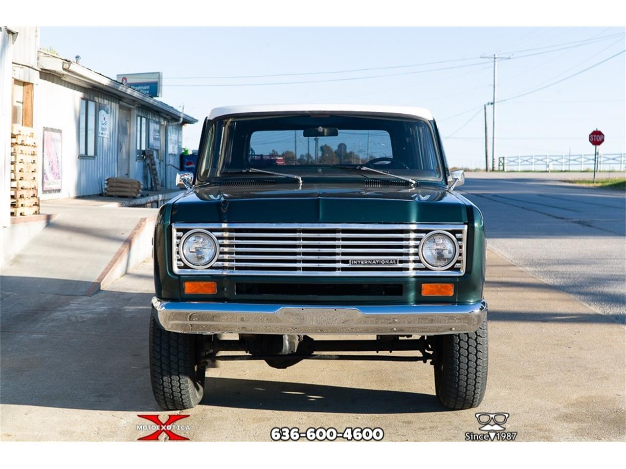 Large Picture of '74 Wagonmaster located in St. Louis Missouri Offered by MotoeXotica Classic Cars - OY5H