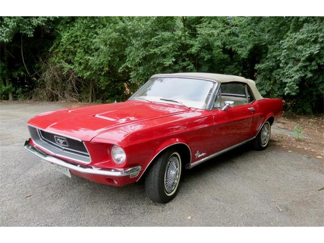 Picture of Classic 1968 Mustang located in Ohio - $23,500.00 - OY5O