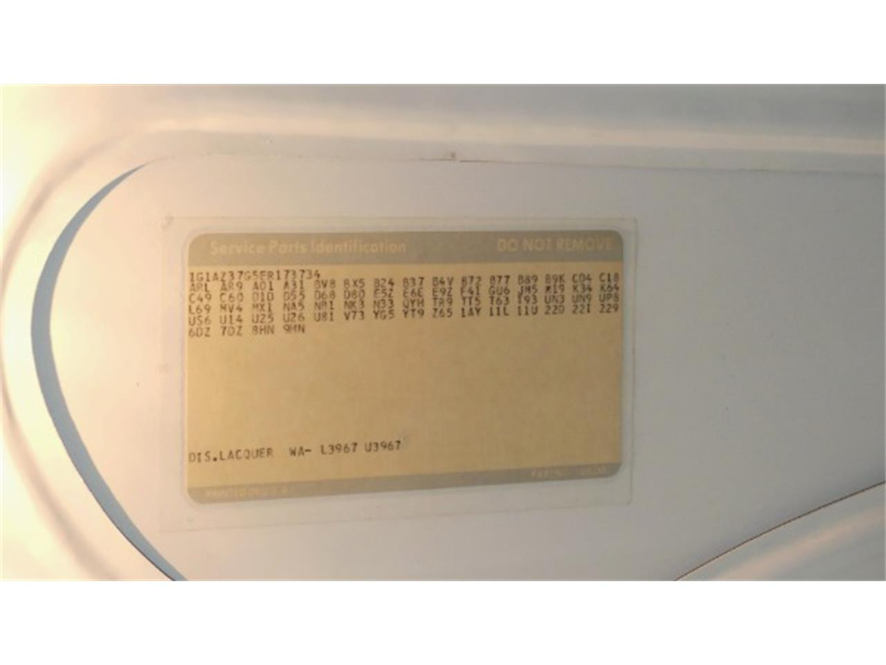 1984 Chevrolet Monte Carlo For Sale Cc 1164022 84 Fuse Box Large Picture Of Oy5y