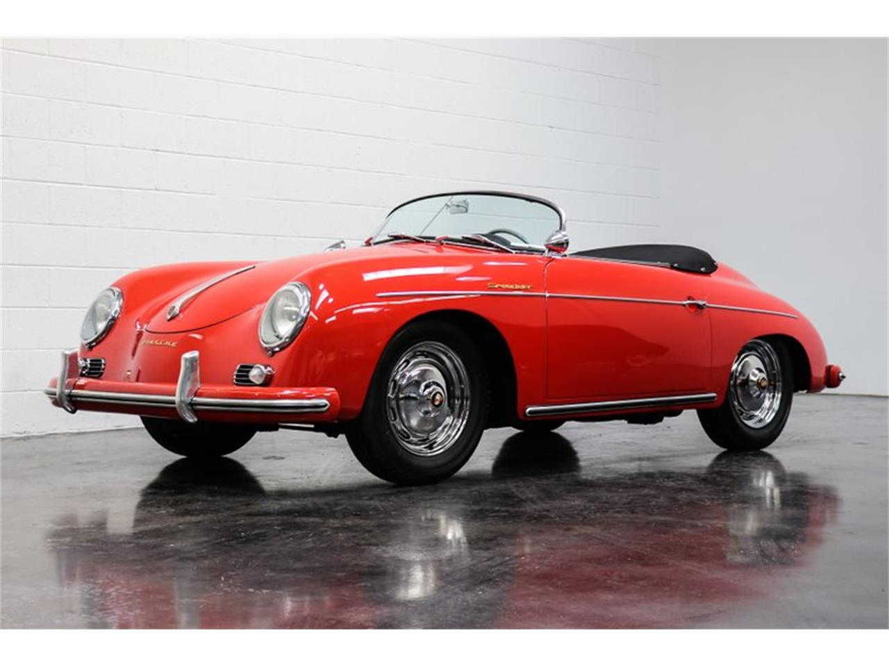 Large Picture of 1958 Porsche 356 located in Costa Mesa California - OY6D