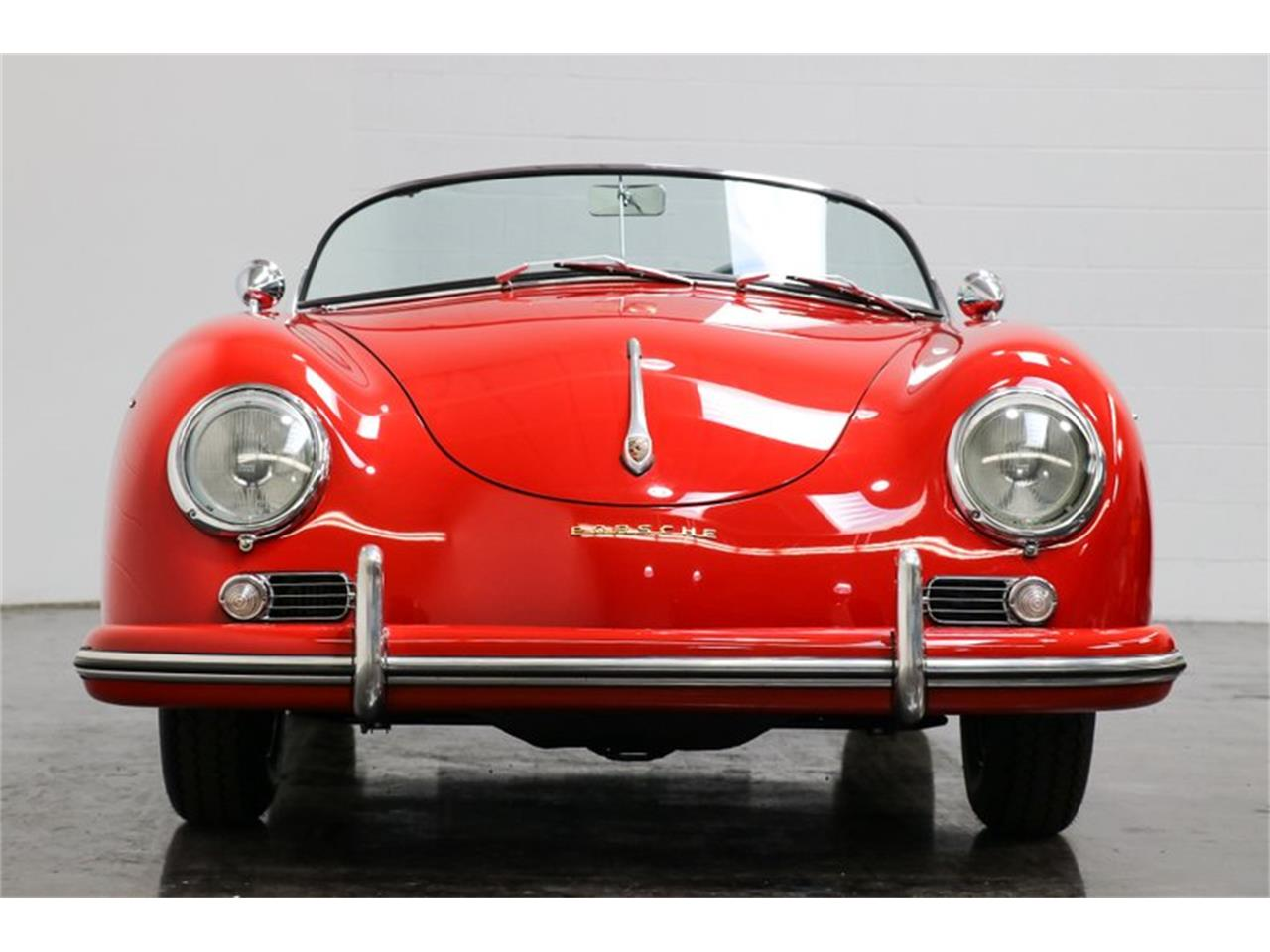 Large Picture of Classic '58 Porsche 356 - OY6D