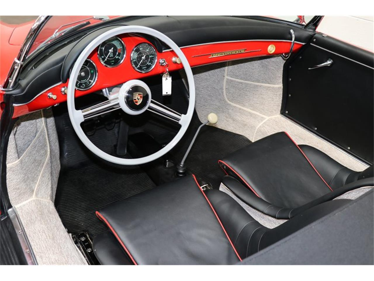Large Picture of Classic '58 Porsche 356 Offered by European Collectibles - OY6D