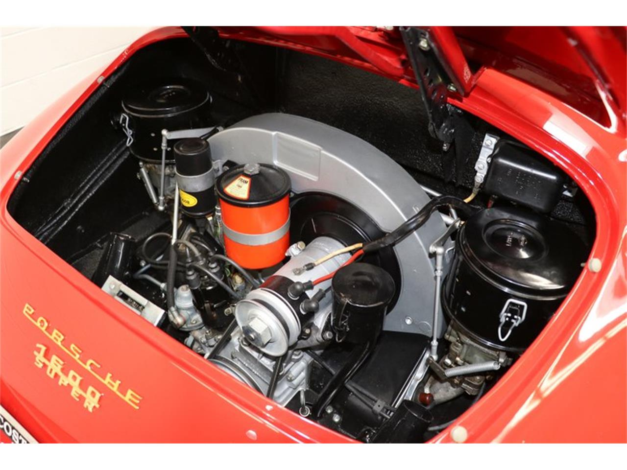 Large Picture of Classic '58 Porsche 356 located in California - $269,950.00 - OY6D